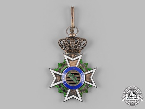 Military Order of St. Henry, Type III, Commander (in silver gilt)