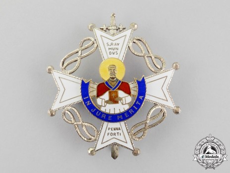 Cross of Honor Breast Star Obverse
