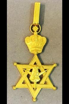 Order of the Queen of Sheba, Commander