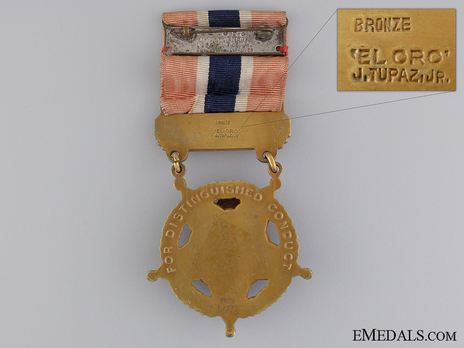 Distinguished Conduct Star Reverse