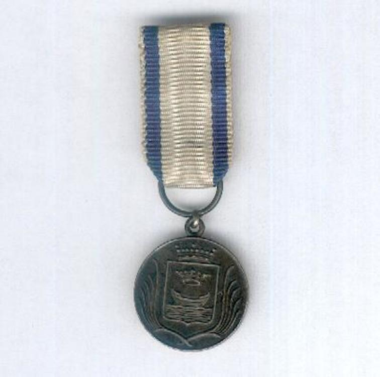 Medal obv s100
