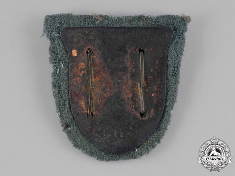 Krim Shield, Heer/Army Reverse