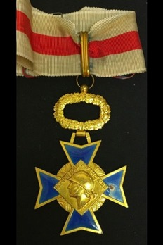 Order of Military Merit, Commander Obverse
