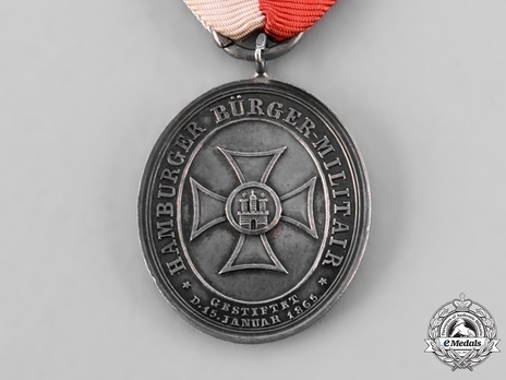 City Police Long Service Medal in Silver