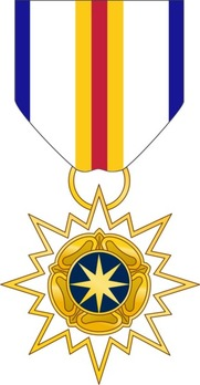 National Intelligence Distinguished Service Medal Obverse