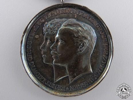 Wedding Medal, 1894 Obverse