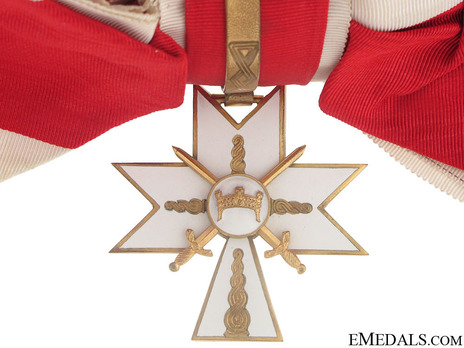 Grand Cross (with swords) Obverse
