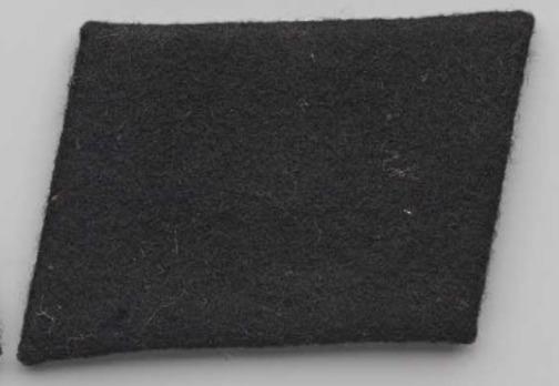 Allgemeine SS Mann Collar Tabs (post-1940 version) Obverse