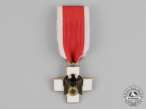 German Social Welfare Decoration, III Class Cross Obverse
