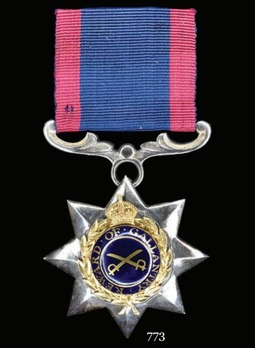 Indian Order of Merit, Military Division, I Class Medal (1945-1947)