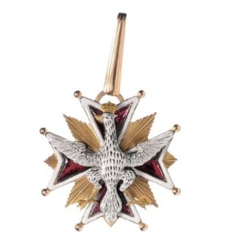 Order of the White Eagle, Cross (1764-1795, 1807-1831)