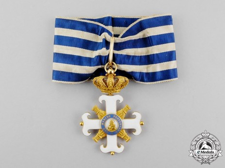 Order of San Marino, Type I, Civil Division, Commander