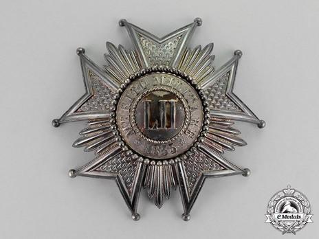 Order of Military Merit, Grand Cross Breast Star Obverse