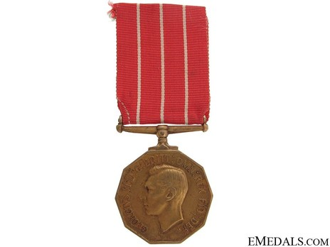 Canadian Forces Decoration, Type I Obverse