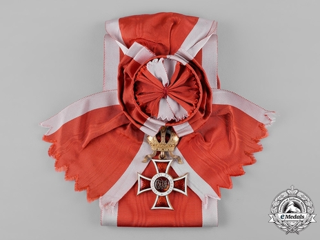 Order of Leopold, Type III, Civil Division, Grand Cross