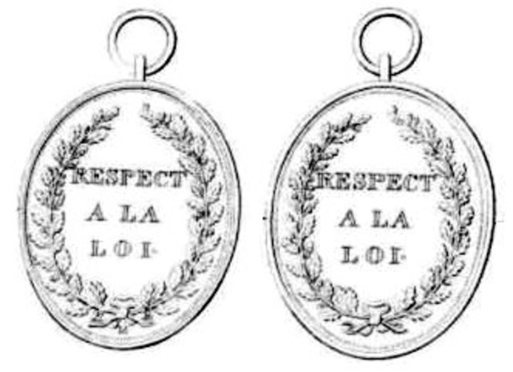 Version 2 obverse and reverse