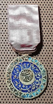 Order of Noble Bukhara, II Class Medal Obverse