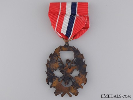 Order of Independence, Knight Reverse