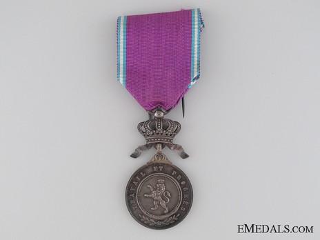 Silver Medal (1891-1951) Obverse