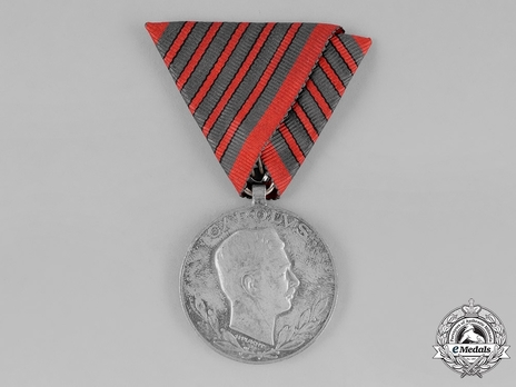 Wound Medal (with five stripes)
