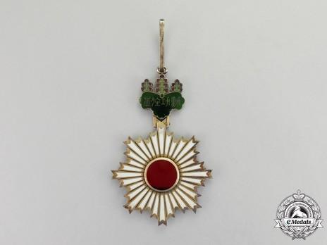 Order of the Rising Sun, II Class Obverse