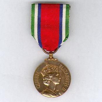 Sierra Leone General Service Medal Obverse