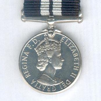 Miniature Silver Medal (1957-1993) (with Cupronickel) Obverse