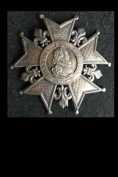 Order of the Legion of Honour, Type III, Grand Cross Breast Star