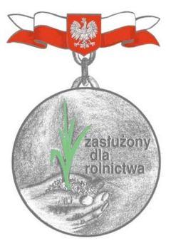 Decoration for Agricultural Merit Obverse