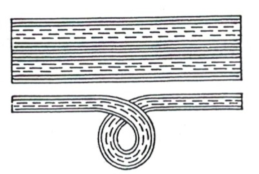 Kriegsmarine Female Auxiliary Dienstführerin Sleeve Stripes Obverse