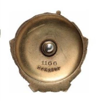 Order of Lenin Gold Medal Reverse