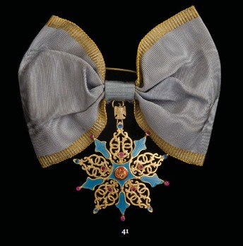 Order of Al Kamal/ Order of Virtues, Type II, II Class