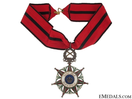 Commander (for military personnel) Obverse