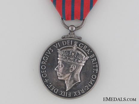 George Medal Obverse