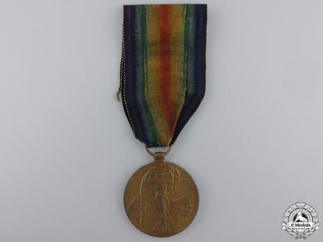 """Bronze Medal (stamped """"O.SPANIEL"""") Obverse"""