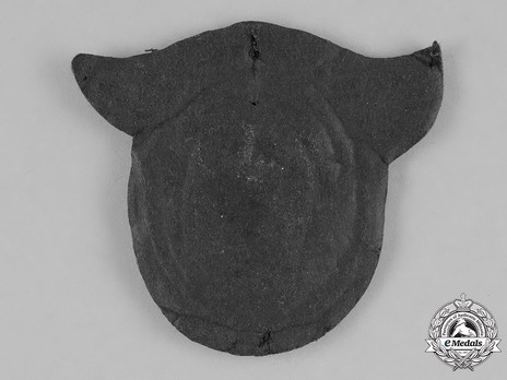 Combined Pilot/Observer Badge (2nd Model), in Cloth Reverse
