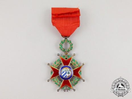 Order of Military Merit, III Class (for Military Merit) Reverse