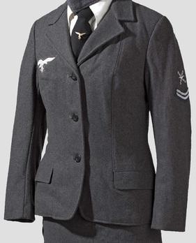 Luftwaffe Female Auxiliary Jacket Obverse