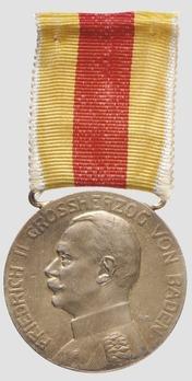 Large Gold Medal (1912-1916) (Silver gilt) Obverse