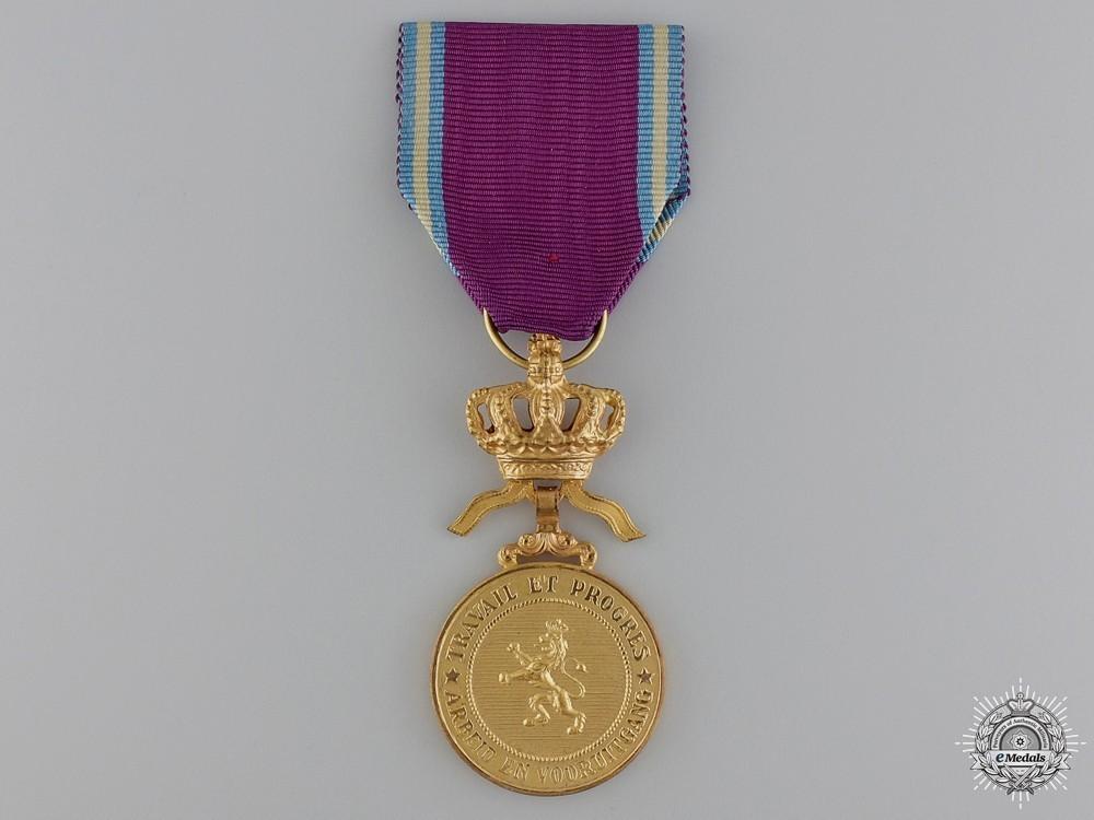 Gold medal 2 obverse