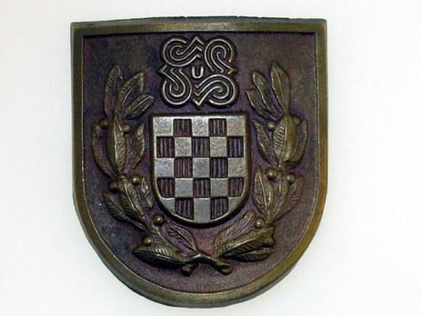 Bronze Badge Obverse