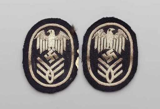 Kriegsmarine Officials' High Career Administrative Insignia Obverse