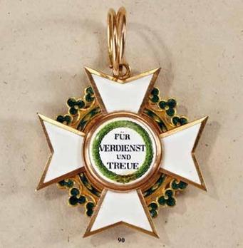 Order of Merit, Type I, Civil Division, Grand Cross (for Natives)