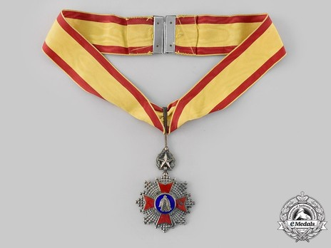 Order of Military Merit, Type II, II Class (Eulji)