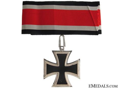Knight's Cross of the Iron Cross, by Steinhauer & Lück (Type B, 935 4) Reverse