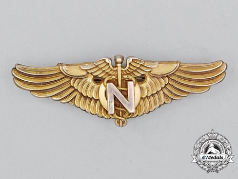 Wings (with gold) Obverse