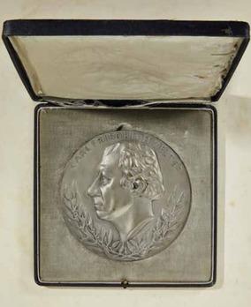 Carl-Friedrich Zelter Medal Obverse