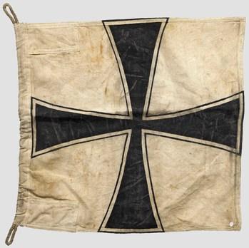 Kriegsmarine Admiral Flag Obverse