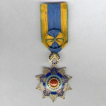 II Class Officer (Republic, 1954-) Obverse