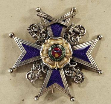 Leopold Order, Type III, Grand Honour Cross